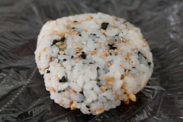 Onigiri Zubereitung 5