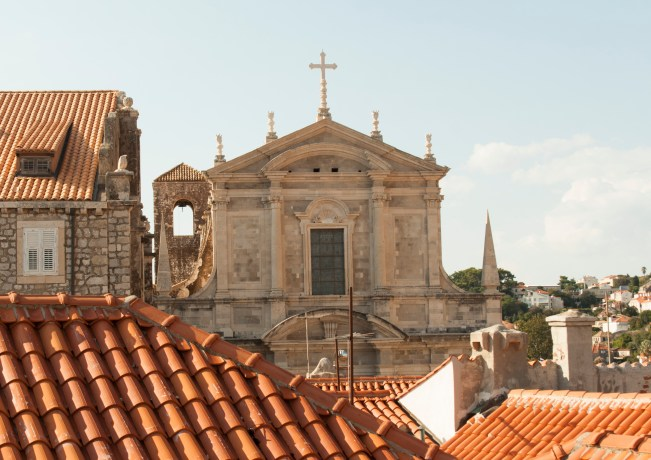 Dubrovnik Kirche