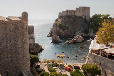 Dubrovnik Stadtmauer2