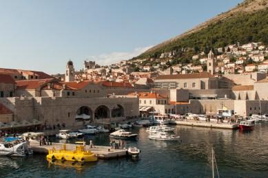 Dubrovnik Stadtmauer7