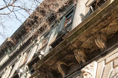 24 Andrassy ut Budapest Balkone