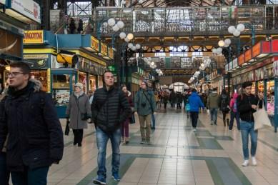 33 Markthalle Budapest