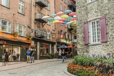 Bild 16 Unterstadt Québec City
