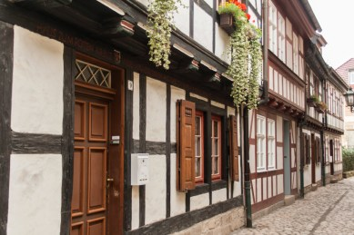 Erfurt Kirchgasse