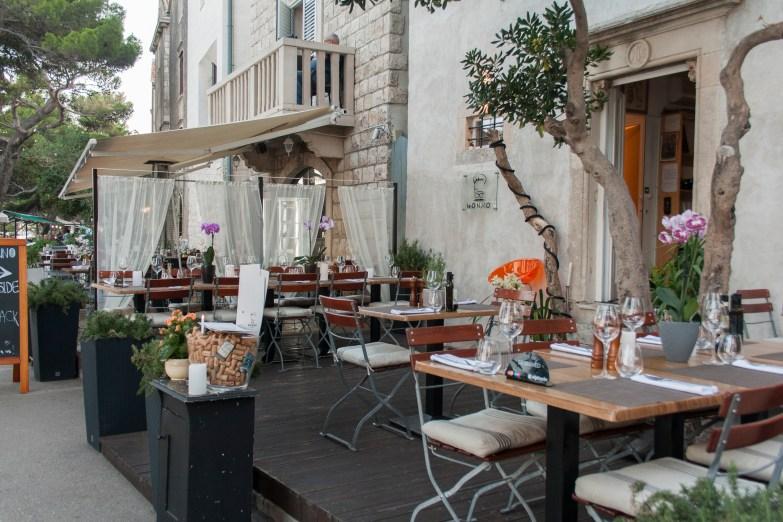 13_Korcula-Stadt Restaurant