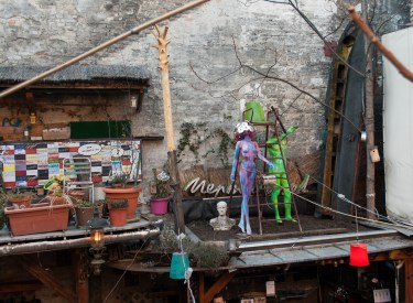 18 Ruinenbar Szimpla Kert Budapest