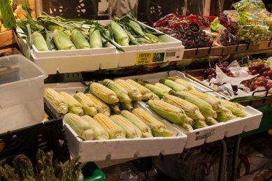 Bild 15 Toronto St Lawrence Market Gemüse