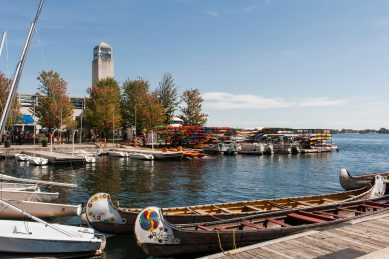 Bild 9 Toronto Harbourfront Indian Summer