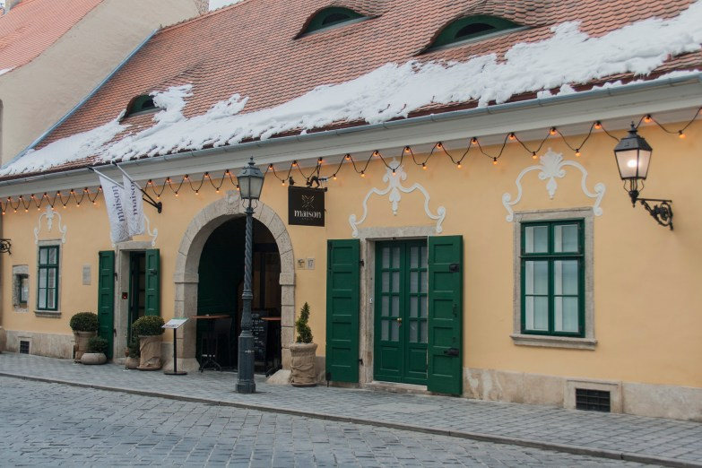 10 Budaer Burgberg Budapest