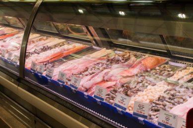Bild 13 Toronto St Lawrence Market Fisch